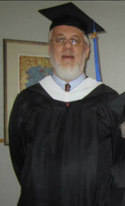 Neal Walters - Graduation from Hebrew College (age 52)